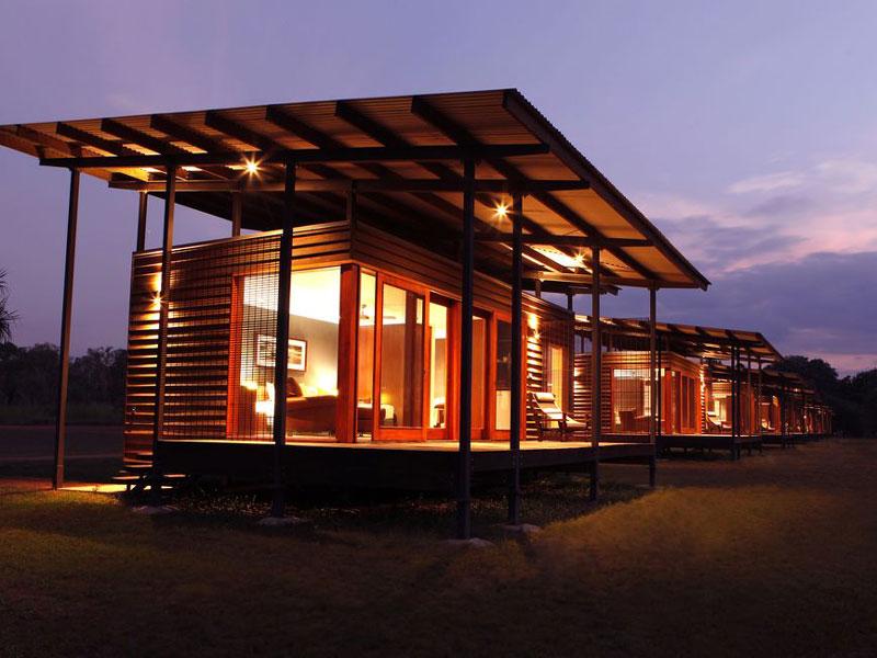 Wildman Wilderness Lodge - Habitat Suite
